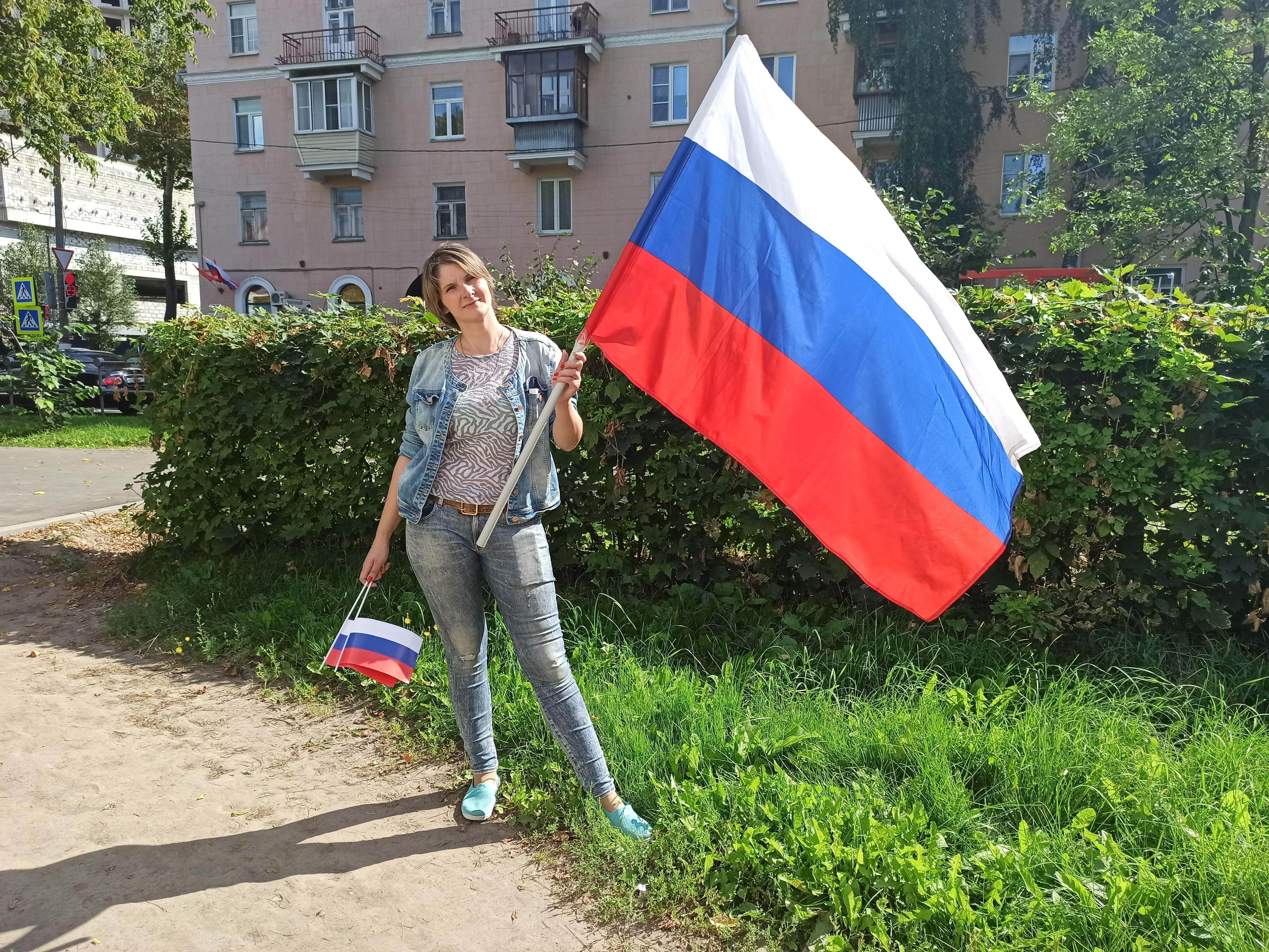 Фото с российского азимута в лесколово снимке
